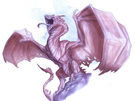 Fantastic Beast Profile:  Wyvern