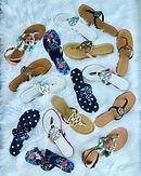 theposhaholic.com, tory burch, tory burch miller sandals, tory burch bleach miller sandals, tory burch, tea colored miller sandals, tory burch rainbow sandals, tory burch mini miller sandals, poshaholic, tory burch sale