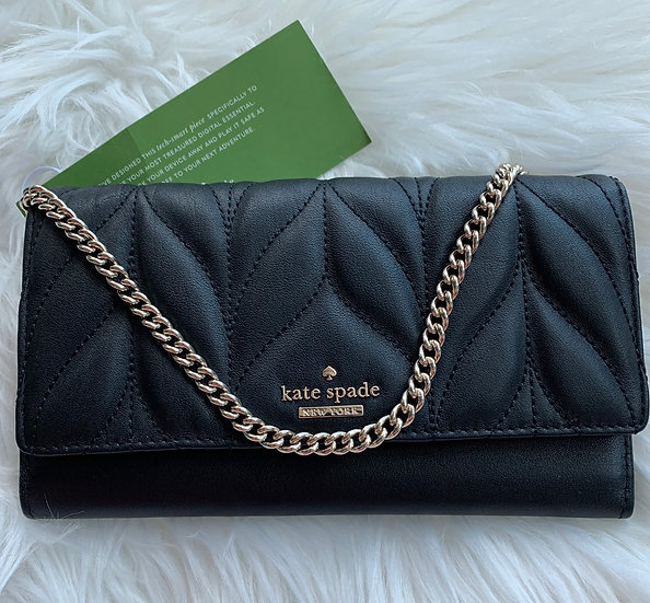 Kate Spade Briar Lane Quilted Milou Wallet