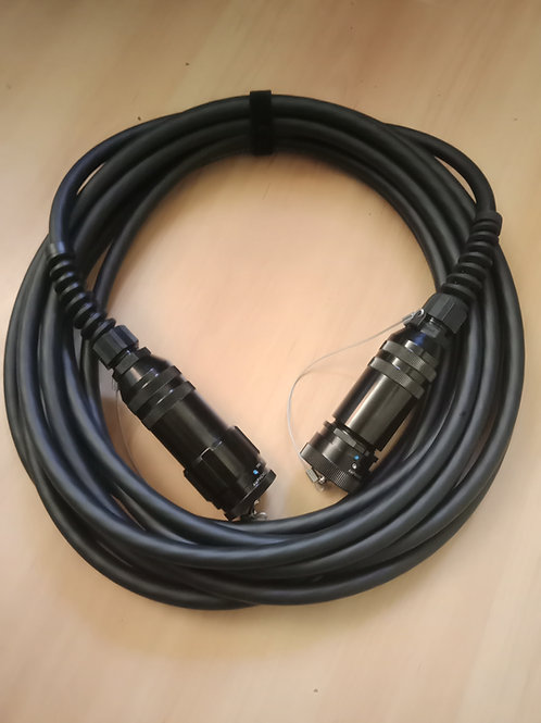 8way Multipin Extension Cable 7m