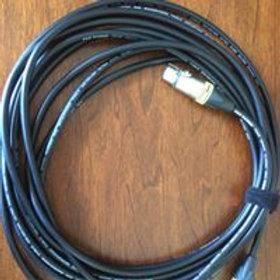 20m Van-Damme XLR-XLR cable