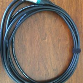 5m Van-Damme XLR-XLR cable