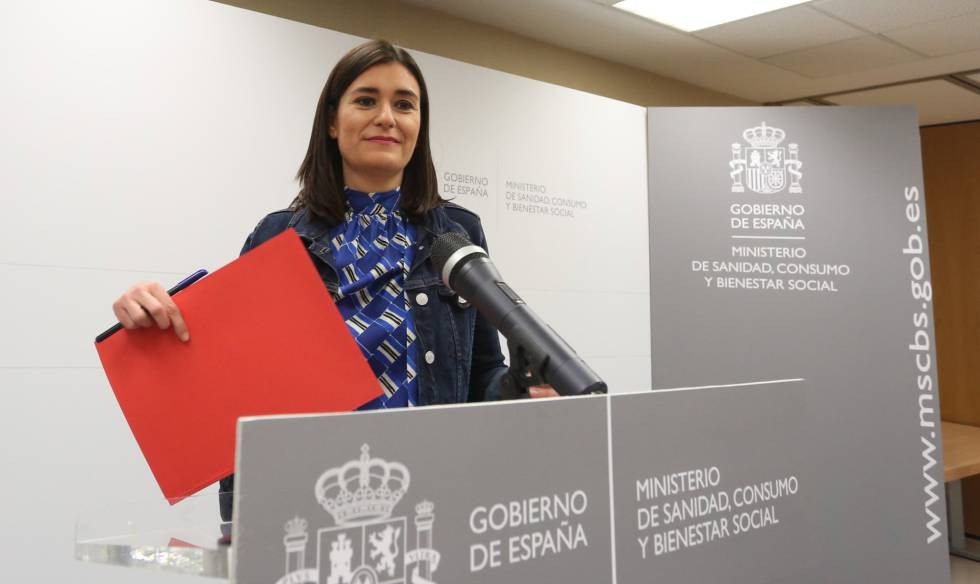Spanish health minister quits over master's degree plagiarism