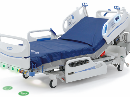 The High Tech Hospital Bed That Saves Lives ITGS