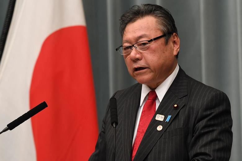 """I have never used a computer in my life."" Japan's Cybersecurity Minister"