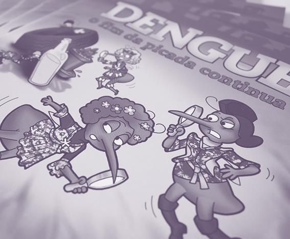 Dengue. O fim da picada continua