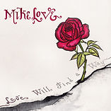 MIKE LOVE - LOVE WILL FIND A WAY ALBUM.j