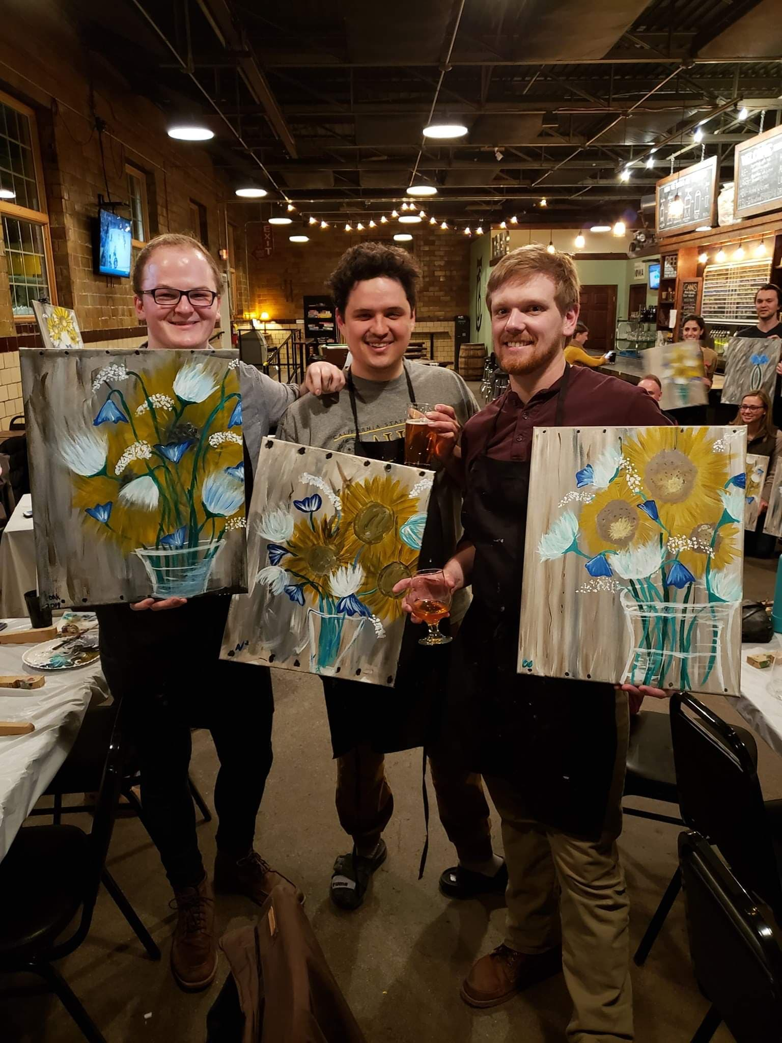 BBMB Master painters!