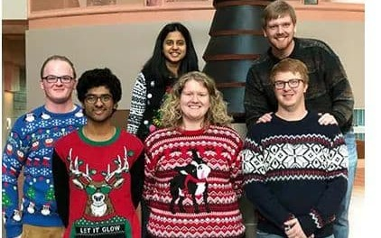 Ugly Sweaters!