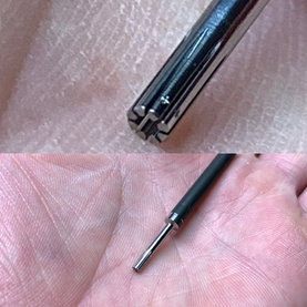 "M5 .008"" micro slots"