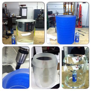 M5 Acrylic Machining