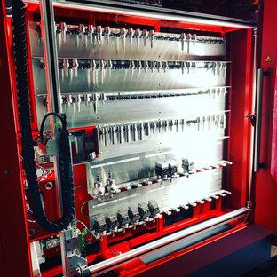 M5 Tool Rack & Pallet Robot