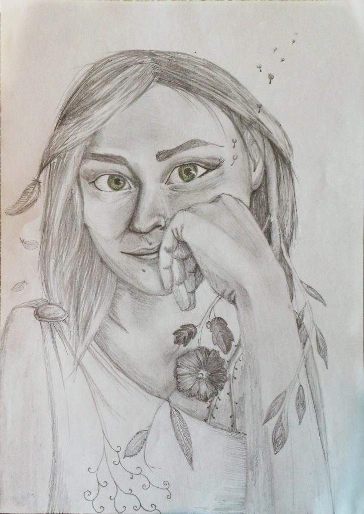 Surrealistic Auto portrait