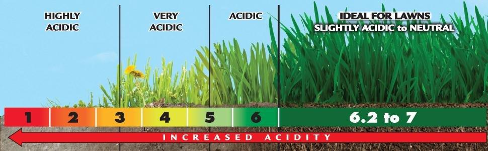 Soil pH Lawn Care