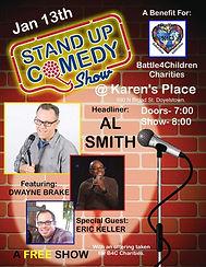 Annual Comedy Fundraiser