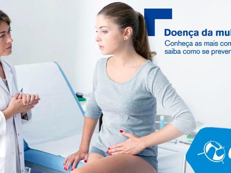 Doença da mulher: Conheça as mais comuns e saiba como se prevenir