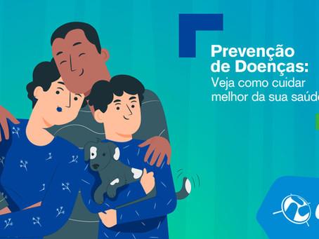 Prevenção de Doenças: Veja como cuidar melhor da sua saúde.