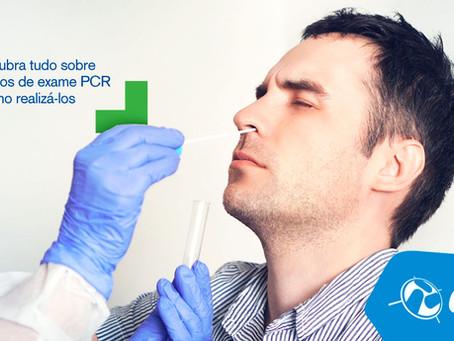 Descubra tudo sobre os tipos de exame PCR e como realizá-los.