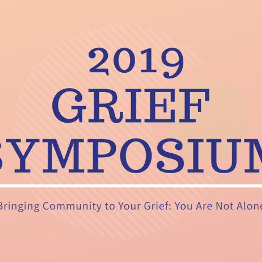 VIRTUAL GRIEF SYMPOSIUM     - OCT 1-4, 2019