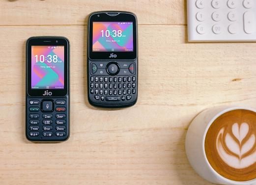 Jio Phone में WhatsApp पर बोला हुआ संदेश कैसे भेजते हैं