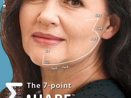How the 7-Point Shape injection technique lifts your face without invasive surgery