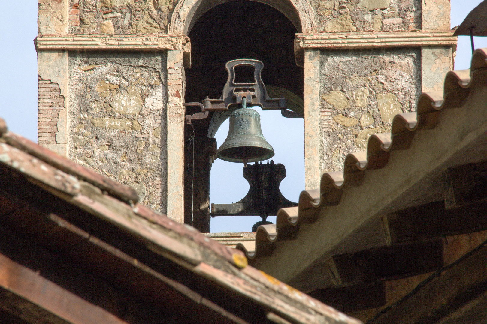 Campanar església Santa Maria