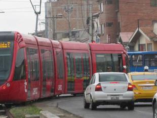 Seguridad del tranvía entra a debate en el Municipio