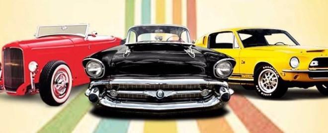 Encontros de Carros Antigos