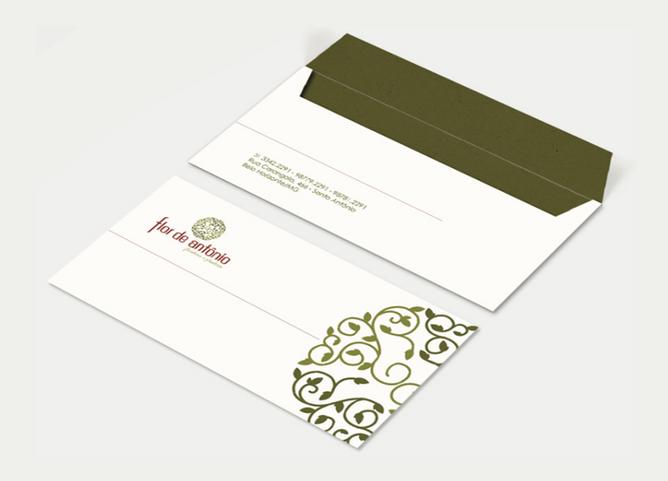 Envelope Carta