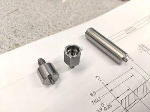 Tool Steel Components