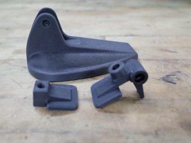 Initial 3D Printed Samples