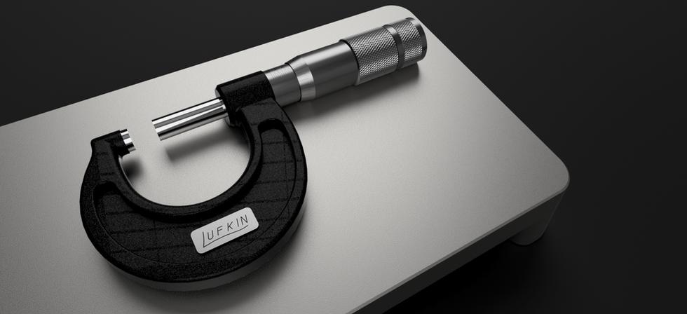 4 - Micrometer Render 3