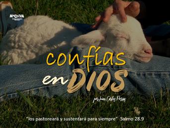 ¿Confías en Dios?