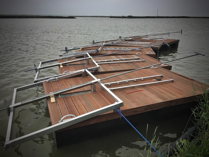 Indító pontonok