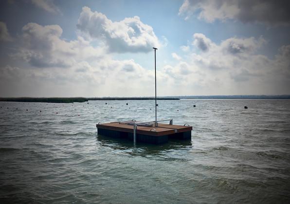 Indító ponton, Velencei-tó