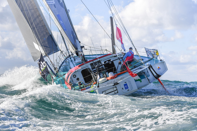 Vendée Globe 2016, Spirit of Hungary