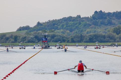 2019 World Rowing Masters Regatta - ©Balint Czucz Photography