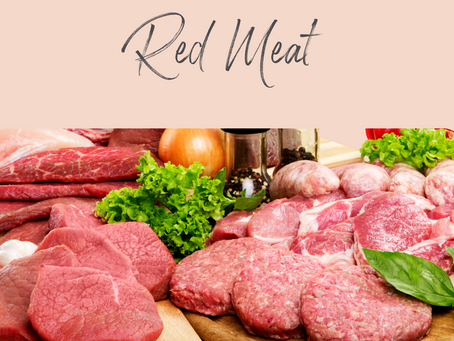 Elimination Diet: Red Meat
