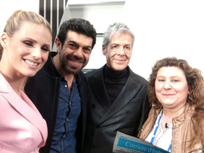la 68ª edizione del Festival di Sanremo si chiama Claudio Baglioni, Michel Hunziker e Pierfrancesco