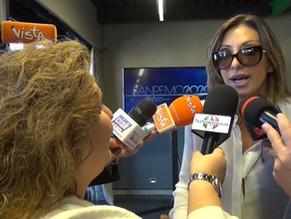 Sabrina Salerno è una delle dieci donne del Sanremo di Amadeus