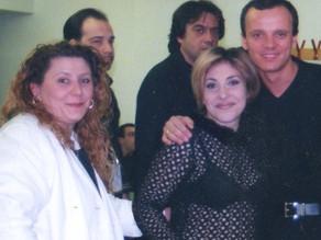 Gigi D'Alessio 12 milioni di copie di dischi vendute, 1 disco di diamante, oltre 100 dischi di plati
