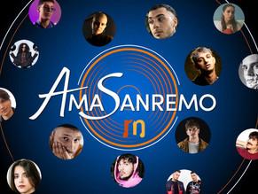 AmaSanremo su RAI Uno, i nostri giovani Avincola e Hu proseguono la corsa per la finale