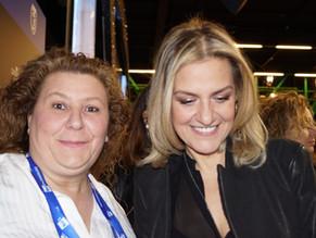Finalmente io, la cantante fiorentina Irene Grandi è al Festival di Sanremo