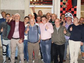 nasce a Pforzheim il Club Milan  Franco Baresi! Un progetto sportivo e culturale per gli italiani de