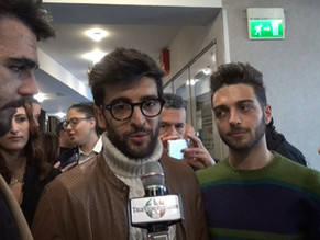 ai nostri microfoni IL VOLO, terzo posto al 60novesimo Festival di Sanremo