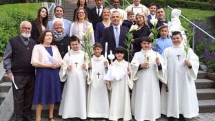 Pforzheim e la Prima Comunione, un dono prezioso per far entrare Gesù nel cuore dei bambini