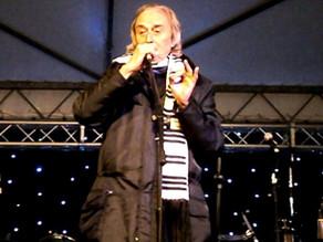 Paki Canzi e i Beat Generation anni '60, il leader del gruppo I Nuovi Angeli, porta una ventata