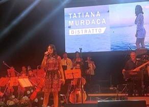 Tatiana Murdaca sul podio della 33° edizione del  Festival Vela D'Oro