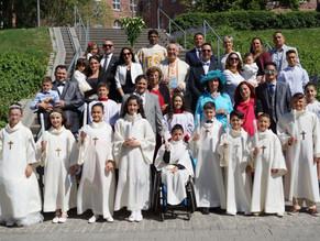 La Missione Cattolica Italiana di Pforzheim è in festa, tra comunioni e tradizioni popolari