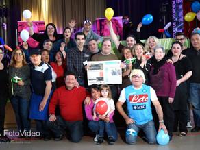 La comunità italiana Buon Pastore di Zuffenhausen in festa tra gusto, allegria e solidarietà.